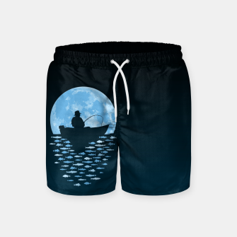 Thumbnail image of Hooked by Moonlight Swim Shorts, Live Heroes