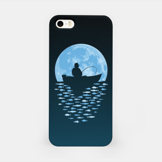 Thumbnail image of Hooked by Moonlight iPhone Case, Live Heroes
