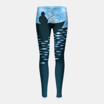 Thumbnail image of Hooked by Moonlight Girl's leggings, Live Heroes