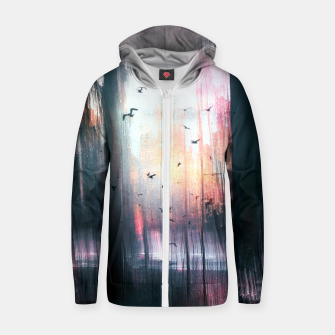 Thumbnail image of Impetus Cotton zip up hoodie, Live Heroes