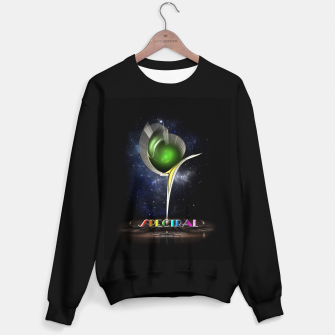 Thumbnail image of Spectral ZMO Fractal Art Composition Sweater regular, Live Heroes