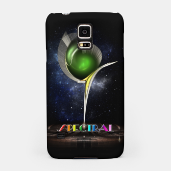 Thumbnail image of Spectral ZMO Fractal Art Composition Samsung Case, Live Heroes