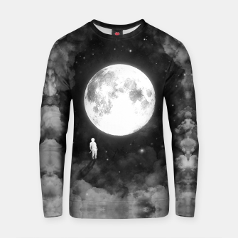 Thumbnail image of Lunar Confrontation Cotton sweater, Live Heroes