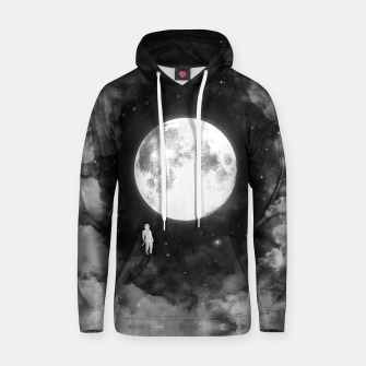 Thumbnail image of Lunar Confrontation Cotton hoodie, Live Heroes
