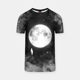 Thumbnail image of Lunar Confrontation T-shirt, Live Heroes