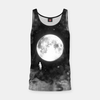 Thumbnail image of Lunar Confrontation Tank Top, Live Heroes