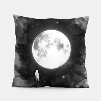 Thumbnail image of Lunar Confrontation Pillow, Live Heroes