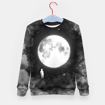 Thumbnail image of Lunar Confrontation Kid's sweater, Live Heroes