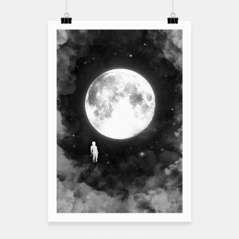 Thumbnail image of Lunar Confrontation Poster, Live Heroes