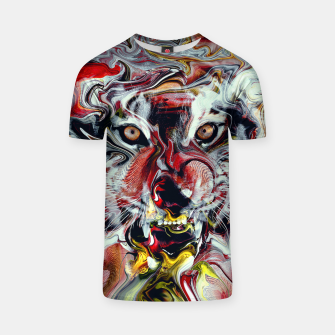 Thumbnail image of Tiger T-shirt, Live Heroes