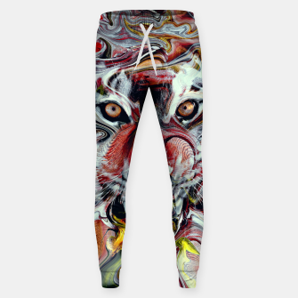 Thumbnail image of Tiger Cotton sweatpants, Live Heroes