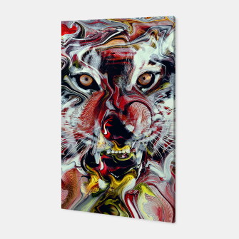 Thumbnail image of Tiger Canvas, Live Heroes