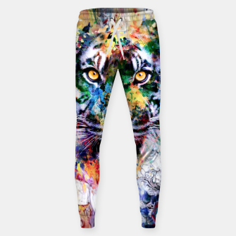 Thumbnail image of Tiger II Cotton sweatpants, Live Heroes