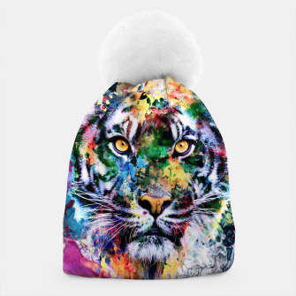 Thumbnail image of Tiger II Beanie, Live Heroes