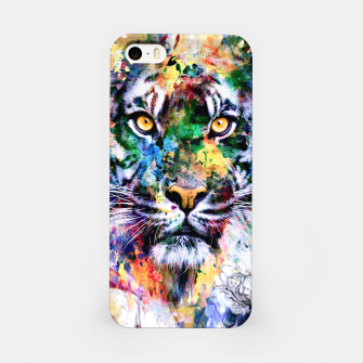 Thumbnail image of Tiger II iPhone Case, Live Heroes