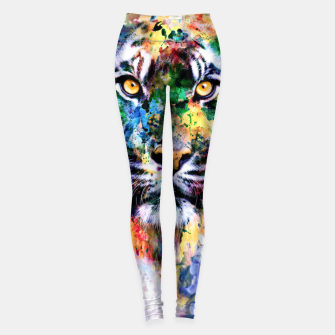 Thumbnail image of Tiger II Leggings, Live Heroes