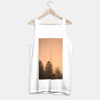Miniatur Orange afternoon Tank Top regular, Live Heroes