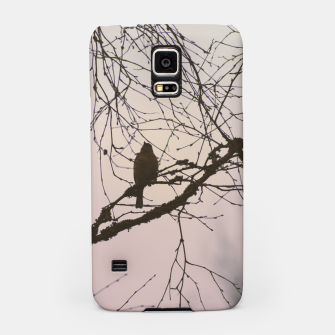 Miniatur Bird and branches Samsung Case, Live Heroes