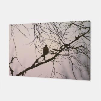 Miniatur Bird and branches Canvas, Live Heroes