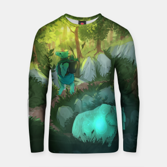 Thumbnail image of Path Cotton sweater, Live Heroes