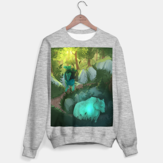 Thumbnail image of Path Sweater regular, Live Heroes
