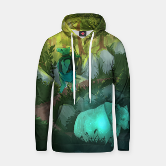 Thumbnail image of Path Cotton hoodie, Live Heroes