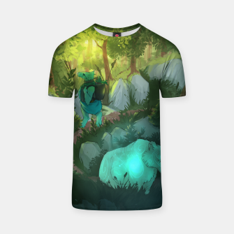Thumbnail image of Path T-shirt, Live Heroes