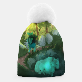 Thumbnail image of Path Beanie, Live Heroes