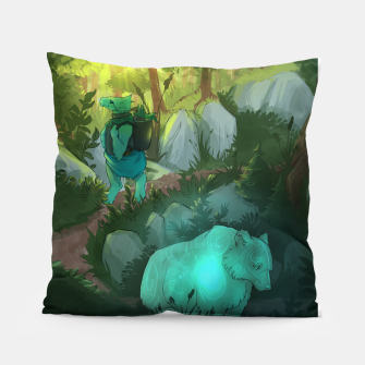 Thumbnail image of Path Pillow, Live Heroes