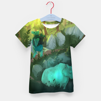 Thumbnail image of Path Kid's t-shirt, Live Heroes
