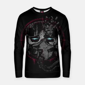 Miniatur Death Pilot Cotton sweater, Live Heroes