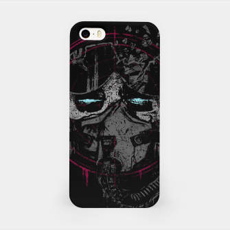 Miniatur Death Pilot iPhone Case, Live Heroes
