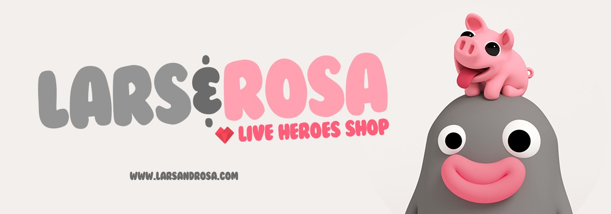 Lars&Rosa background image, Live Heroes