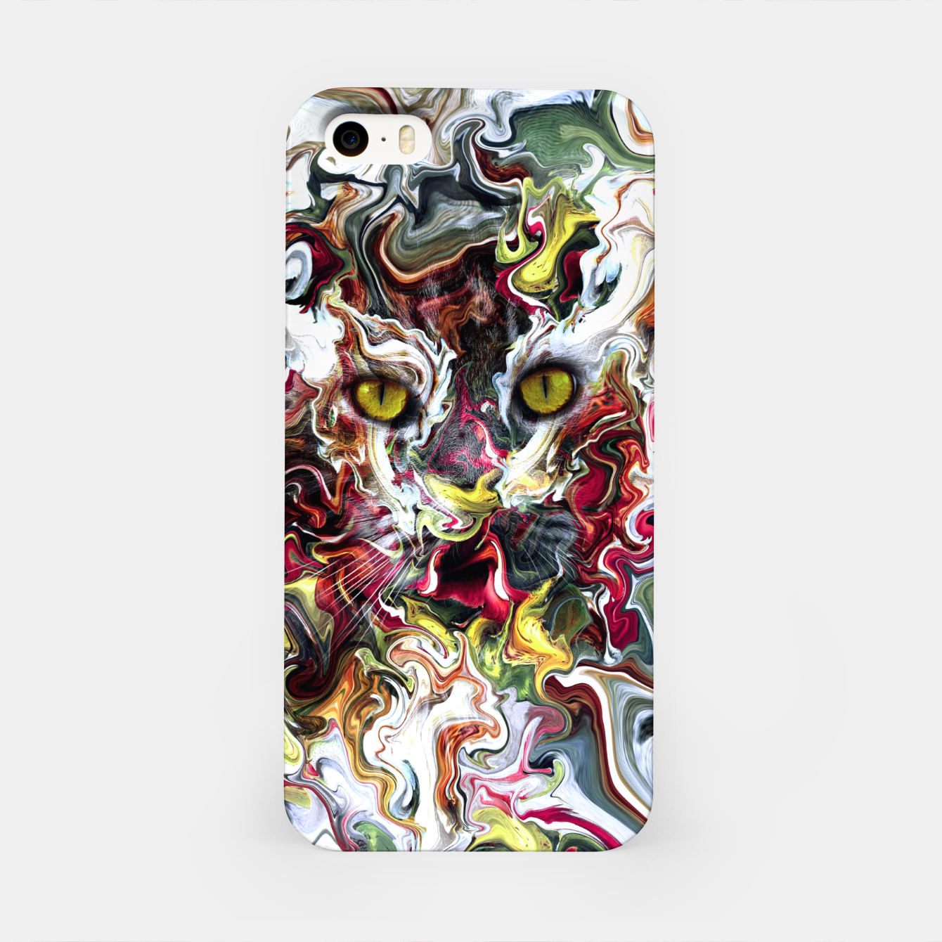 Foto Wildcat iPhone Case - Live Heroes