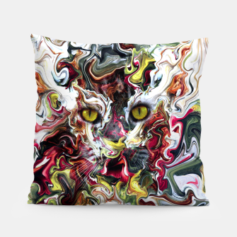 Thumbnail image of Wildcat Pillow, Live Heroes