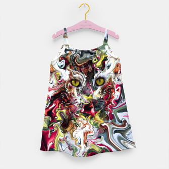 Thumbnail image of Wildcat Girl's dress, Live Heroes