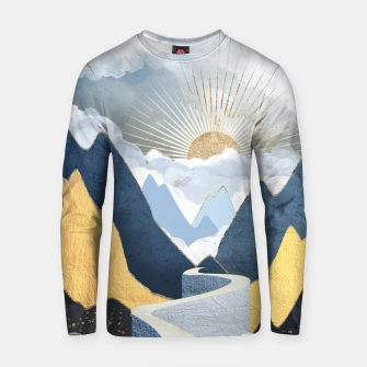 Thumbnail image of Bright Future II Cotton sweater, Live Heroes