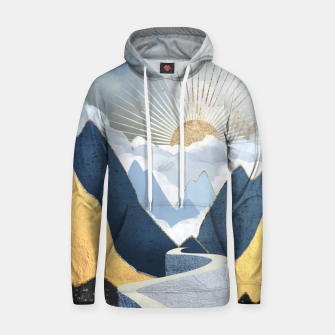 Thumbnail image of Bright Future II Cotton hoodie, Live Heroes