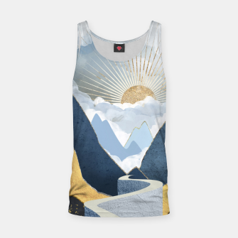 Thumbnail image of Bright Future II Tank Top, Live Heroes