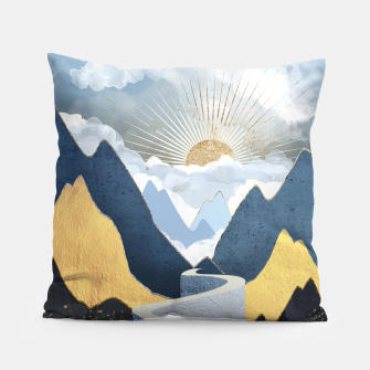 Thumbnail image of Bright Future II Pillow, Live Heroes
