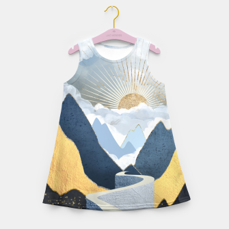 Thumbnail image of Bright Future II Girl's summer dress, Live Heroes