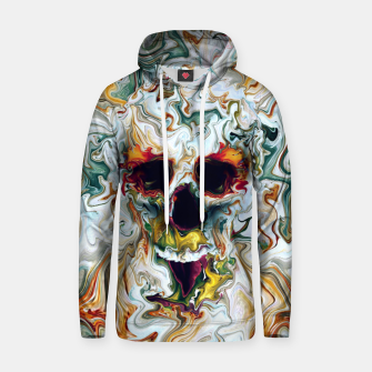 Thumbnail image of Skull Cotton hoodie, Live Heroes