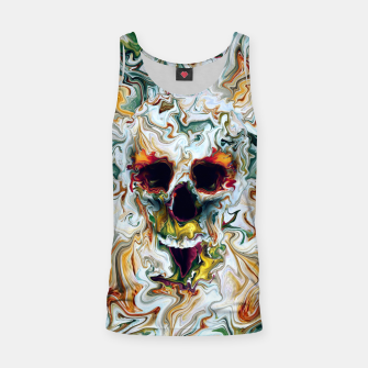 Thumbnail image of Skull Tank Top, Live Heroes