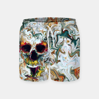 Thumbnail image of Skull Swim Shorts, Live Heroes