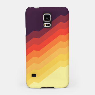 Thumbnail image of Geometric colorful art VII Samsung Case, Live Heroes