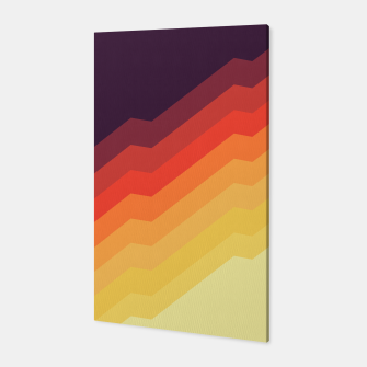 Thumbnail image of Geometric colorful art VII Canvas, Live Heroes