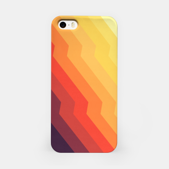 Thumbnail image of Geometric colorful art VII iPhone Case, Live Heroes