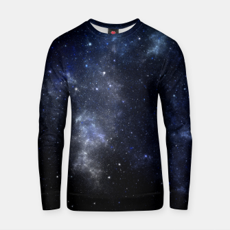Thumbnail image of Star Cloud Nebula Cotton sweater, Live Heroes