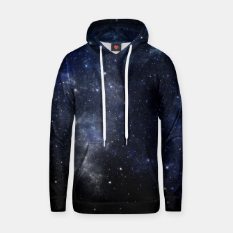Thumbnail image of Star Cloud Nebula Cotton hoodie, Live Heroes