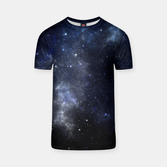 Thumbnail image of Star Cloud Nebula T-shirt, Live Heroes